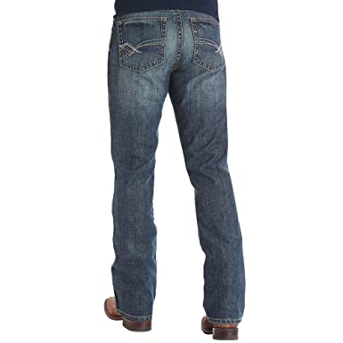 29d8339f Wrangler Men's 20x Vintage Bootcut Jean at Amazon Men's Clothing store: