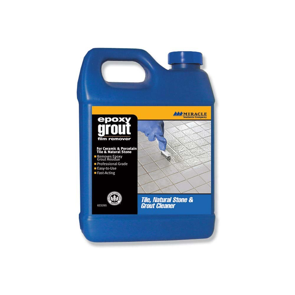 Miracle Sealants Epo Rem Qt Sg Epoxy Grout Film Remover Quart