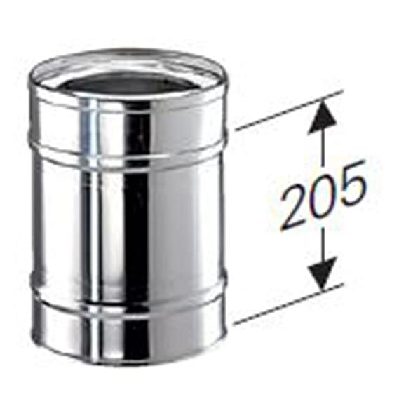 /Ø 150 mm Schiedel Prima Plus Rohrelement 250