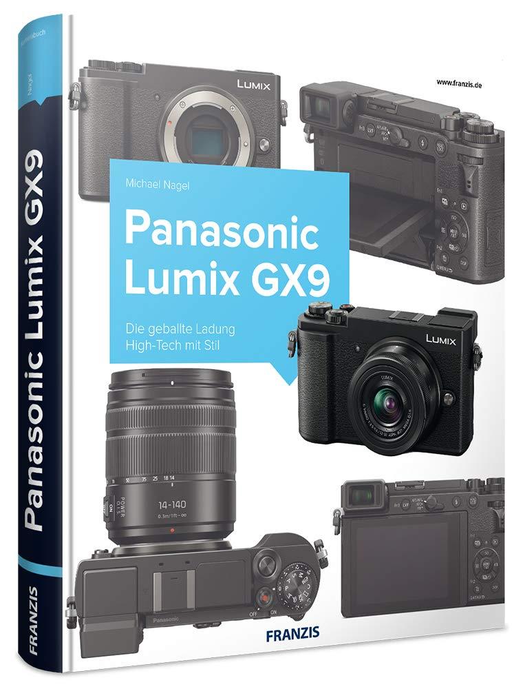 Panasonic LUMIX GX9: Die geballte Ladung High-Tech mit Stil ...