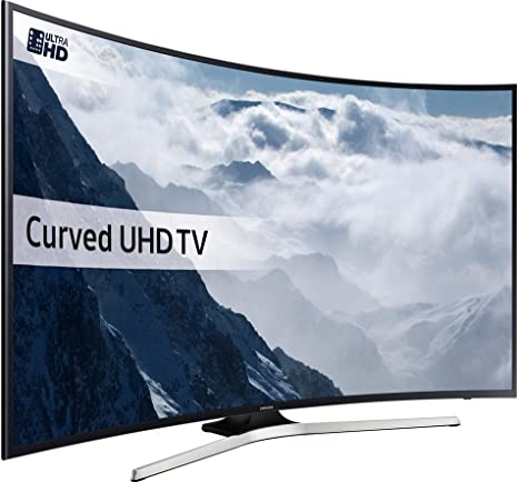 SAMSUNG Ue49ku6100 Inteligente Curvo 4k Ultra HD HDR (49ku6100) (reacondicionado Certificado): Amazon.es: Electrónica