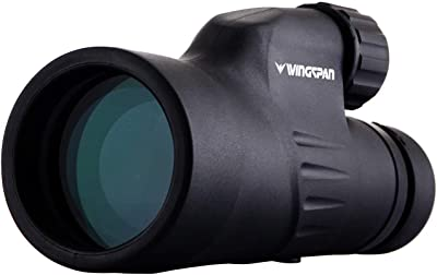 Wingspan Optics Explorer High Powered 12X50 Monocular