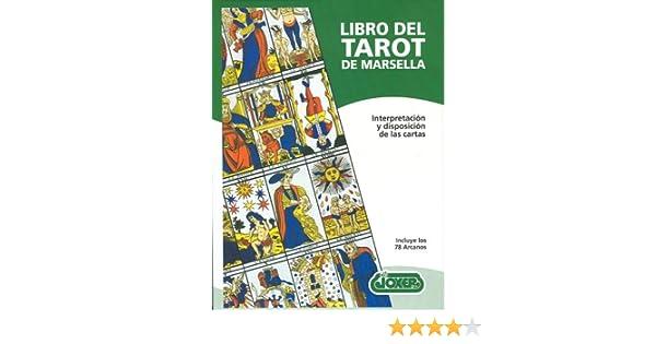 LIBRO DEL TAROT DE MASELLA -KIER: Amazon.es: S. A. I. C. ...