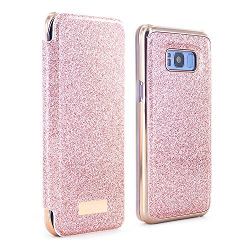 8753cf52b1bf8a Ted Baker Official SS17 Mirror Folio Case for Samsung Galaxy S8 Plus ...
