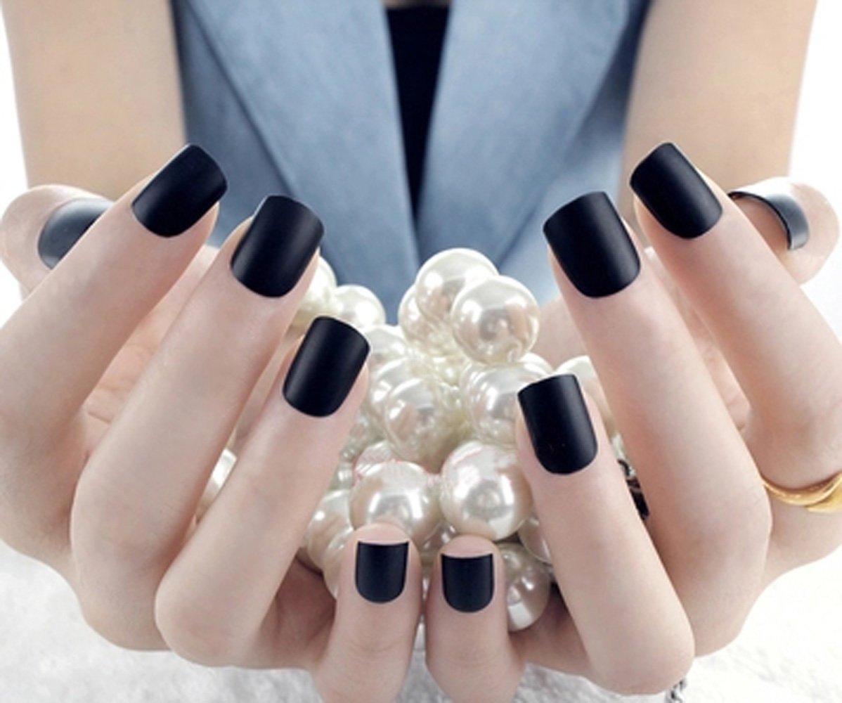 Amazon.com : Umeet Classic Press-on Manicure Fake Nails False Nail ...
