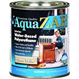 ZAR 32511 Aqua Water Based Polyurethane, Satin
