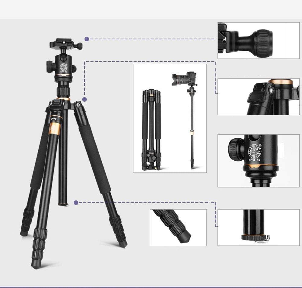 WSI Camera Tripod SLR Camera Tripod Photography Camera Phone Stability Bracket Micro Single Portable Tripod
