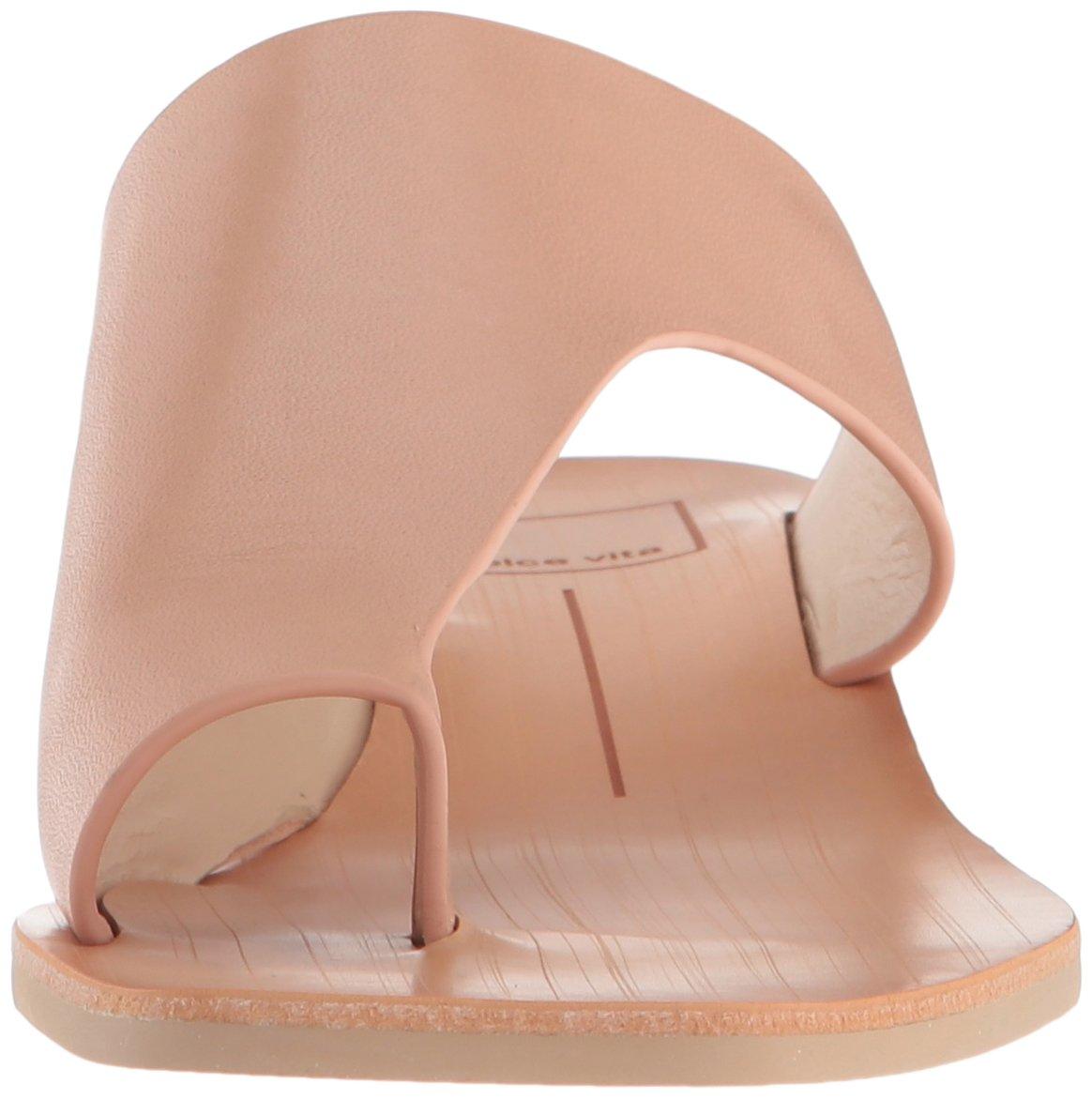Dolce Vita Women's Hazle Slide US|Natural Sandal B07B26723F 9 B(M) US|Natural Slide Leather 60a37e