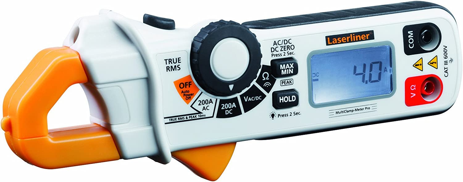 Laserliner 083.040A Multi Clamp-Meter Pro