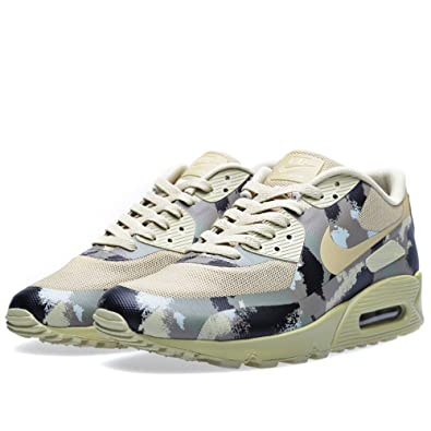 separation shoes d2011 83130 Nike Air Max 90 HYP SP - Safari/Dark Khaki Camo Trainer: Amazon.co ...