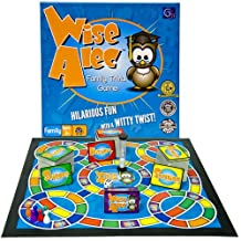 Griddly Games 4000125 Wise Alec Family Trivia Game