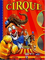 Le cirque (1DVD + 1 CD audio)
