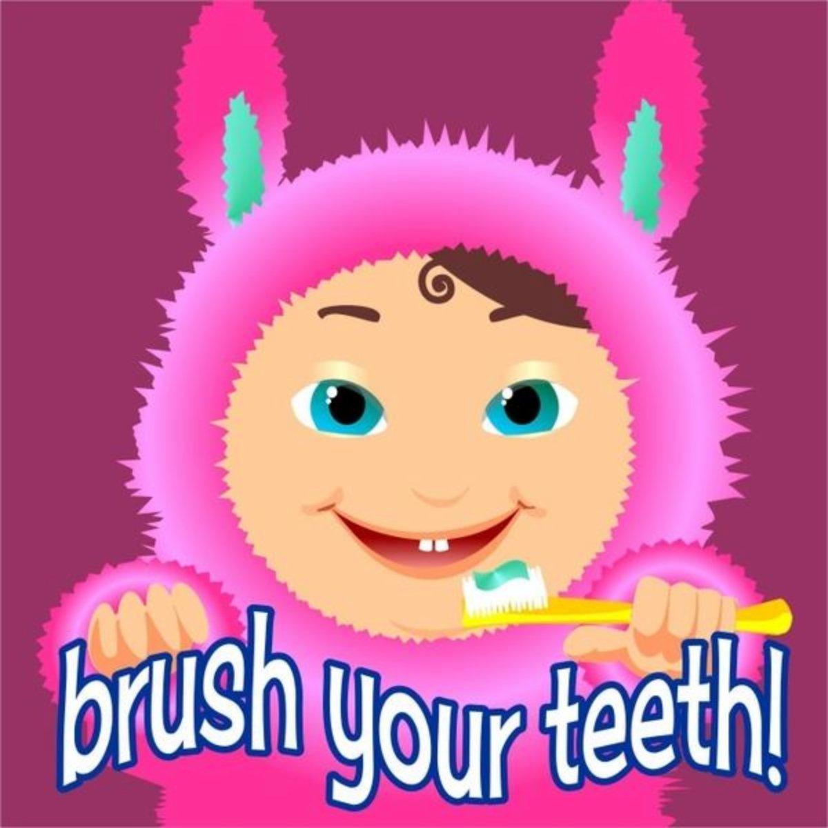 Baby's Toothbrush