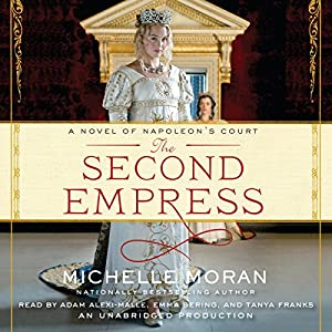 The Second Empress Audiobook