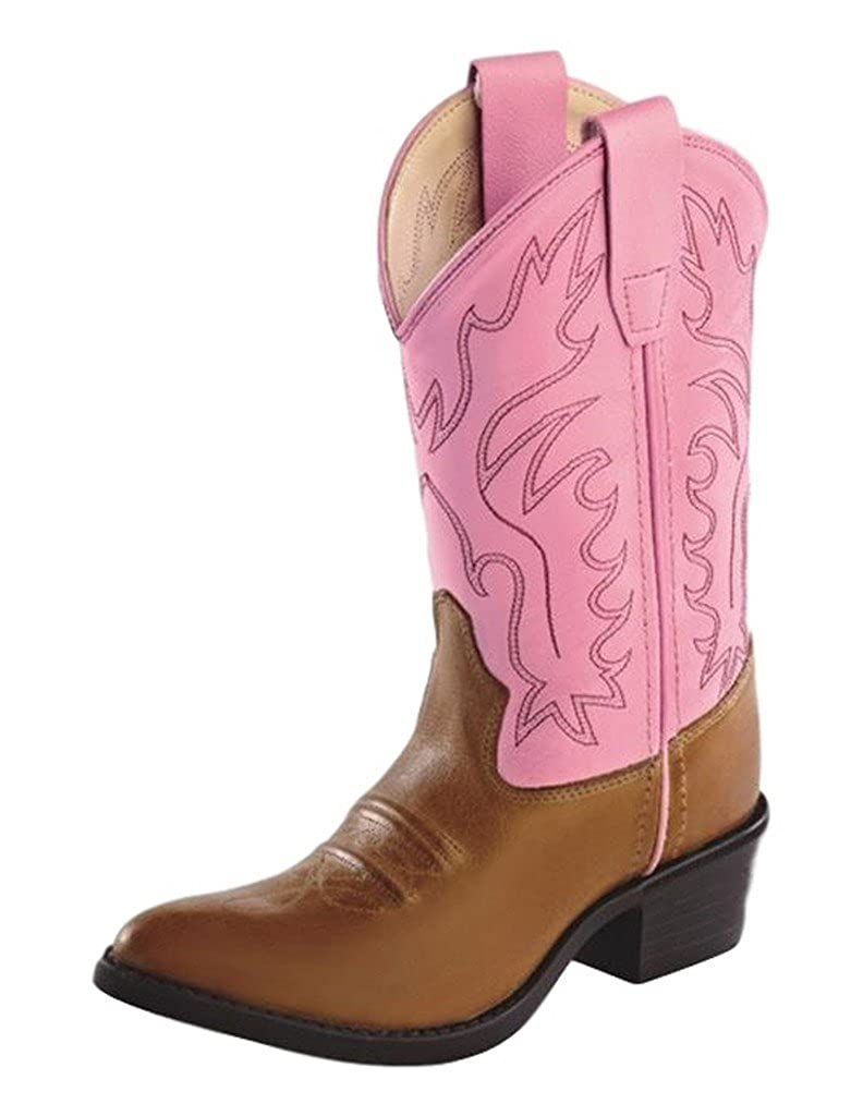 4a190f4a03e Old West Girls' Cowgirl Boot - Ccy8139g