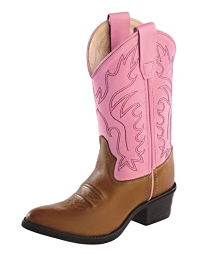 547513032e1 Old West Girls' Cowgirl Boot - Ccy8139g