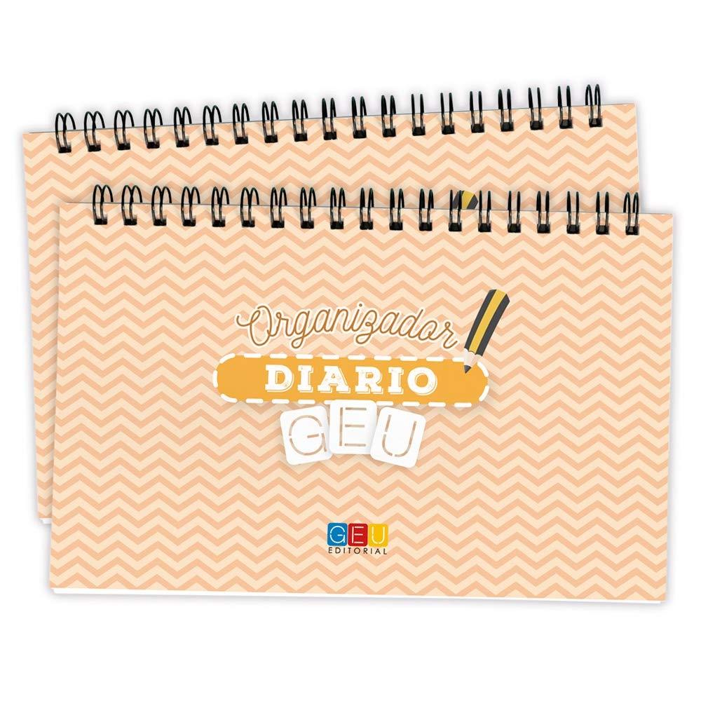 organizador Diario con pictogramas: Planifica Tu Dia con pictogramas Infantil: Amazon.es: Editorial Geu: Libros