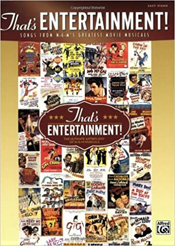 Download That's Entertainment!: Songs from M-G-M's Greatest Movie Musicals PDF