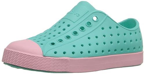 native shoes - Mocasines para niño, Color Turquesa, Talla 20 EU / 5 US C: Amazon.es: Zapatos y complementos