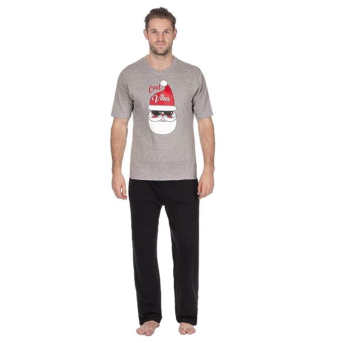 Cargo Bay - Pijama - para Hombre Gris Gris