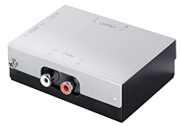 Transmedia Low Noise Stereo Phono preamplificador