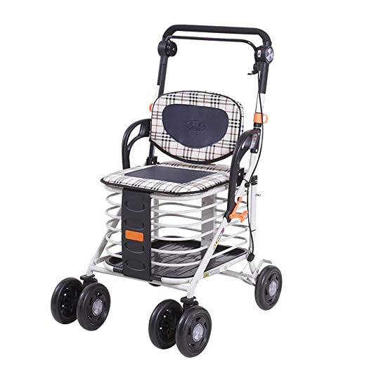 Drive Medical Wheel Walking Aid Altura Ajustable, Postura Vertical ...