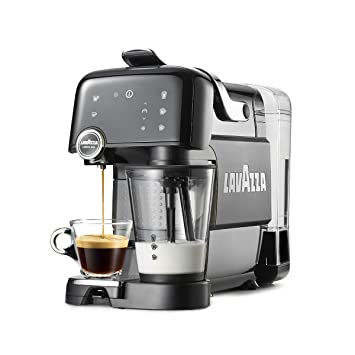 Máquina para café Electrolux Fantasia Ebony pod Coffee Machine para Coffee capsule Capacidad la Bidón 1,2 L de color negro: Amazon.es: Hogar