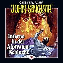 Inferno in der Alptraum-Schlucht 4 (John Sinclair 122) Hörspiel von Jason Dark Gesprochen von: Dietmar Wunder