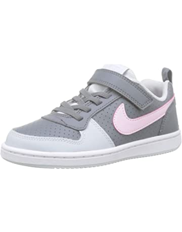 half off 85484 cc8e0 Nike Court Borough Low (PSV) Chaussures de Basketball Fille