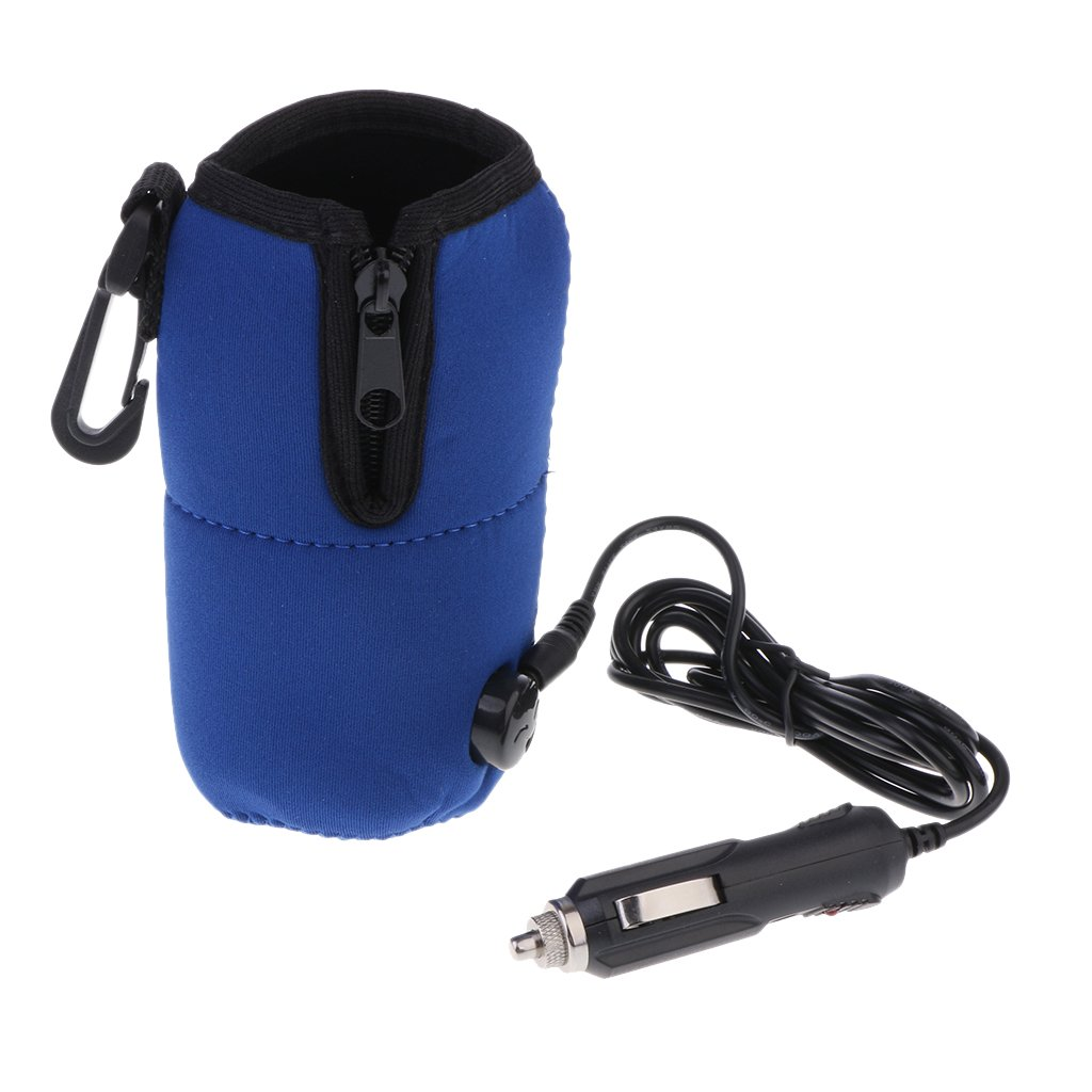 Flameer Portable Milk Drink Food Warmer Heater 12V and Clip USB Powered for Baby by Flameer (Image #1)