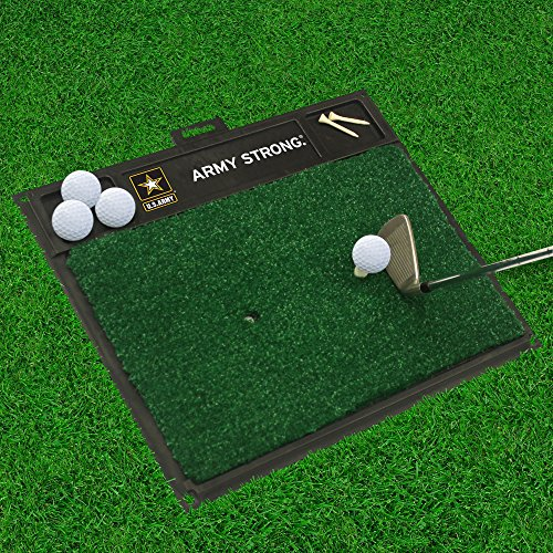 Buy fanmats army golf hitting mat 20\