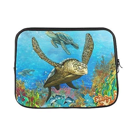 QuqUshop Diseño Personalizado Coral Reef niños Manga Suave ...