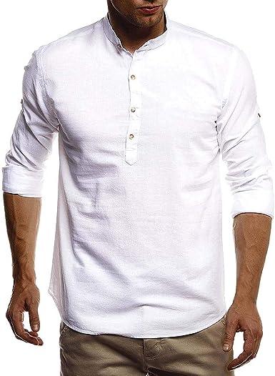 Pullover Hombre Invierno Camisetas Hombre Manga Larga Camisas ...