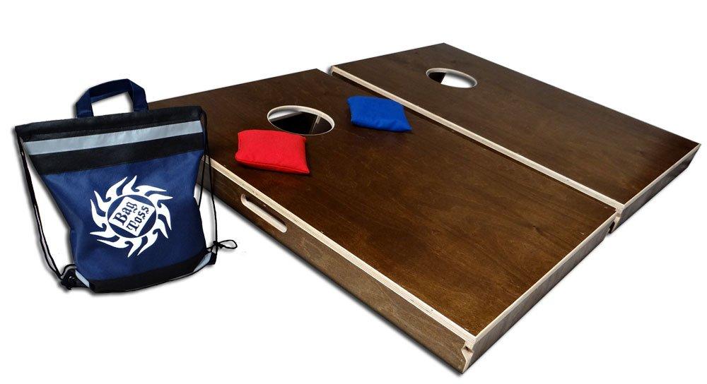 テールゲートサイズCornhole 2 Gameセット( 91センチX 2 Ft 91センチX、all-wood、プロフェッショナル) B00F4C12YW 3 3 ft x 2 ft, アクアプリモ:1e1ddeae --- sharoshka.org