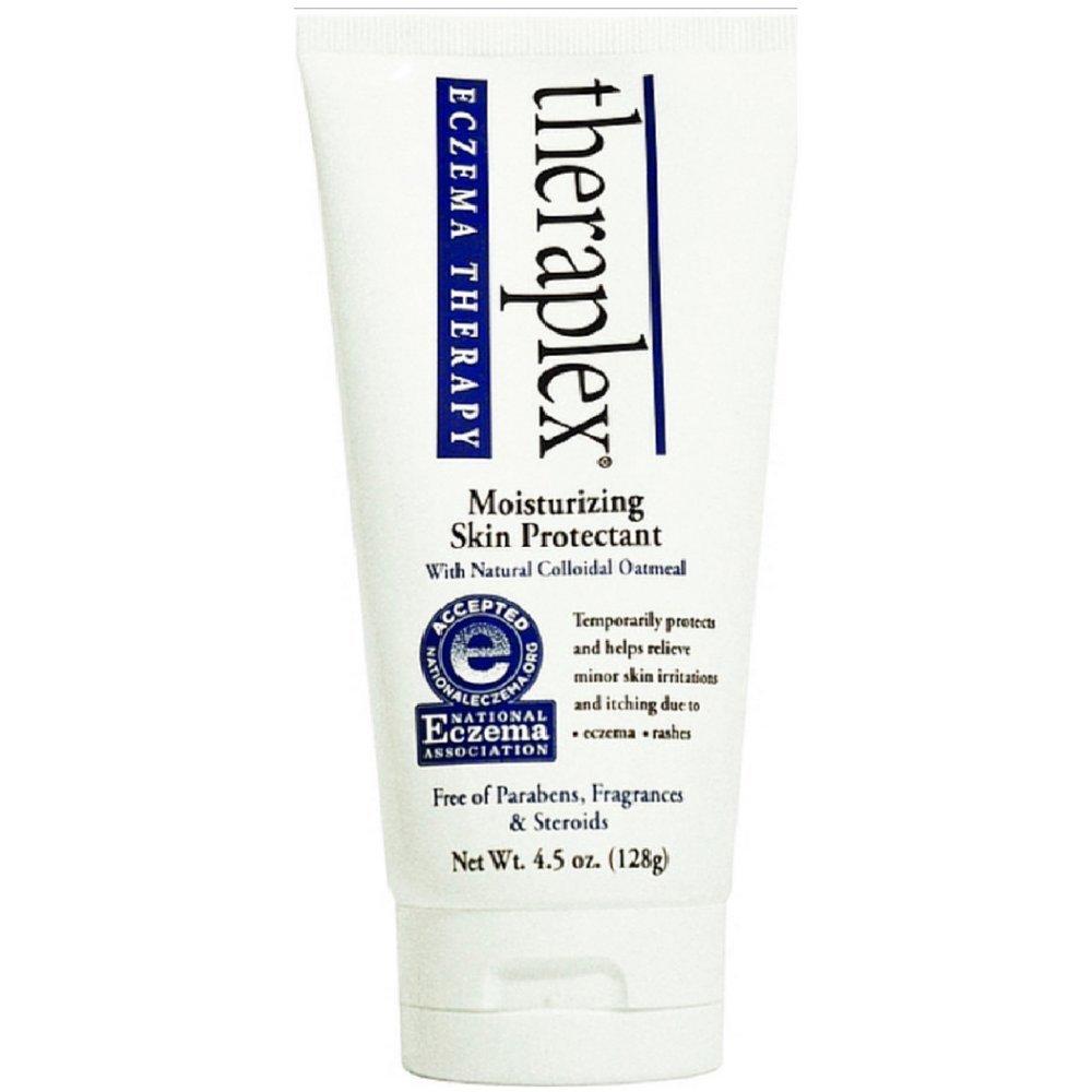 Theraplex Eczema Therapy, Moisturizing Skin Protctant 4.50 oz (Pack of 6)