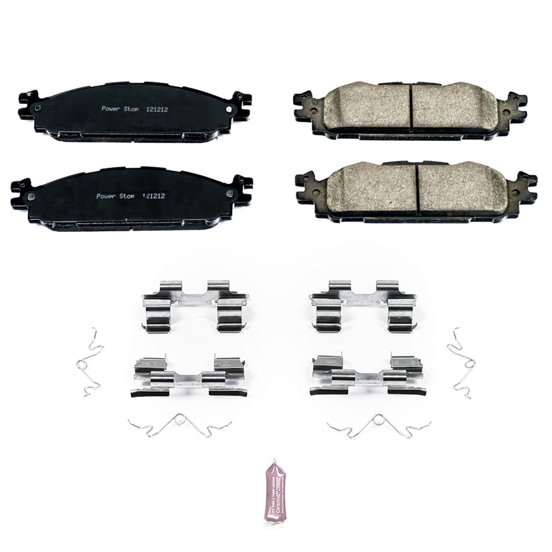 Z17 Evolution Plus Brake Pads Front 17-1508 Power Stop