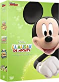La Maison de Mickey - Mickey: Des aventures en couleur + Décollage pour Mars + Une super aventure