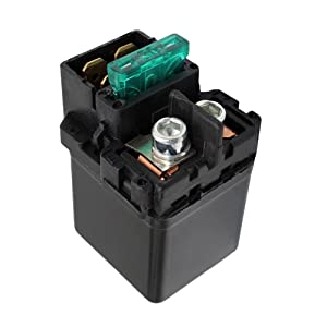 Road Passion Starter Solenoid Relay for KAWASAKI ZX636 NINJA ZX-6R 2003-2006 ZX6F 1995-1997 ZX6K ZX6RR 2003 ZX6M ZX6RR 2004