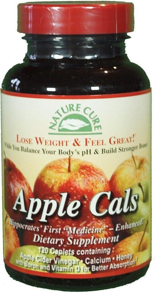 Apple Cals Nature Cure Bee 120 Caplet