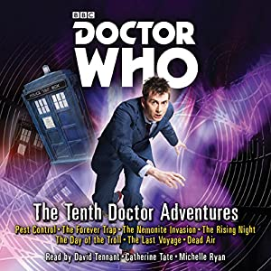 Doctor Who: 10th Doctor Tales Radio/TV Program