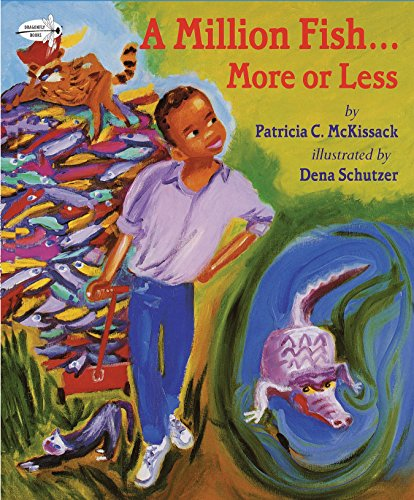 Books : A Million Fish...More or Less