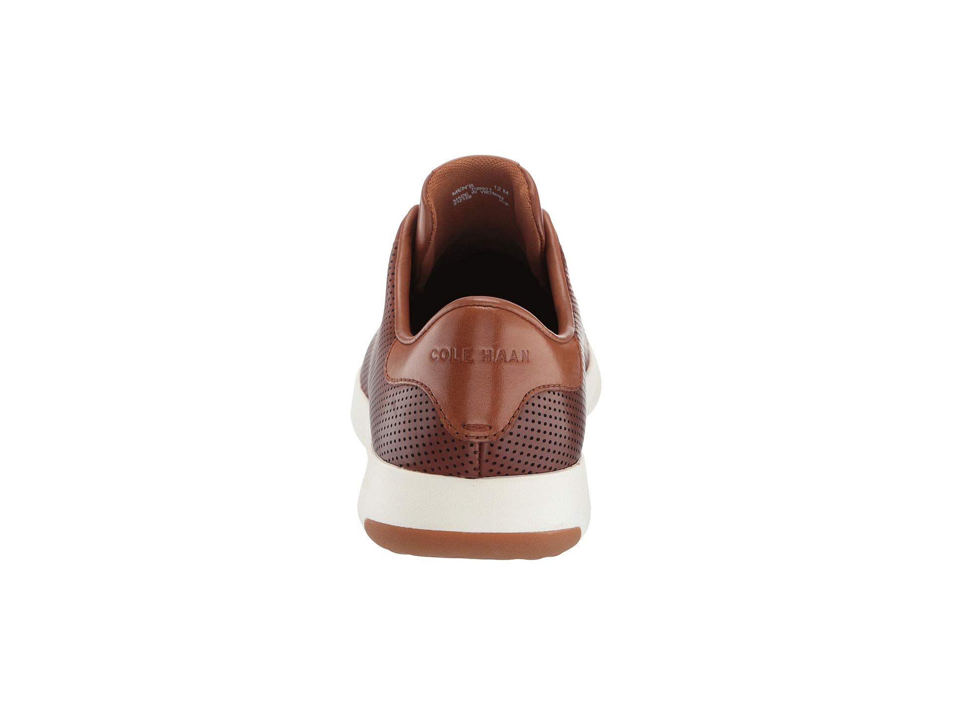 Cole Haan Mens Grandpro Tennis Sneaker 7 Woodbury Handstained Leather by Cole Haan (Image #3)