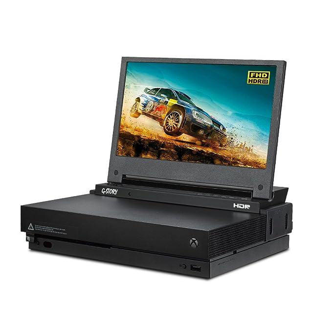 1 opinioni per Monitor portatile da gaming G-STORY 11,6 pollici HDR FHD 1080P con Eye-care per
