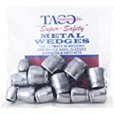 15 Pack Super Safety conical Handle Wedges
