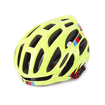 Man-Bicycle Accessories Casco de una Sola Pieza para Montar en ...
