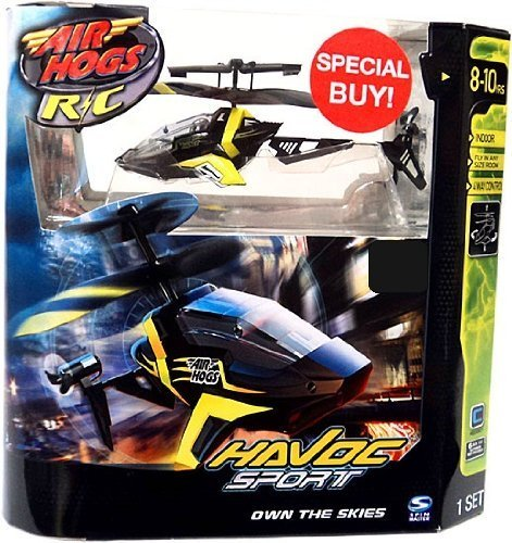 Air Hogs Havoc Sport – Color May Very