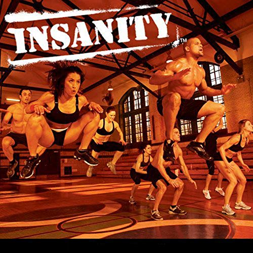 BQN Insanity Exercise Complete Nutrition product image
