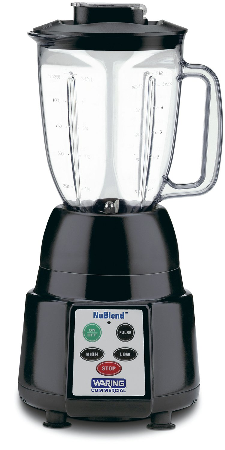 Waring Commercial BB185 NuBlend Commercial Blender with 44-Ounce Copolyester Container