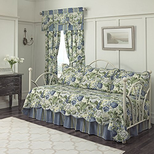 Floral Daybed - WAVERLY Floral Flourish Daybed Set, 105