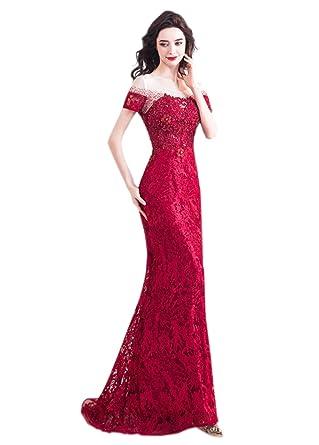 450a46f260e9d ウエディングドレス カラードレス マーメイドドレス 赤 パーティードレス 結婚式 カクテルドレス 二次会 花嫁 ドレス